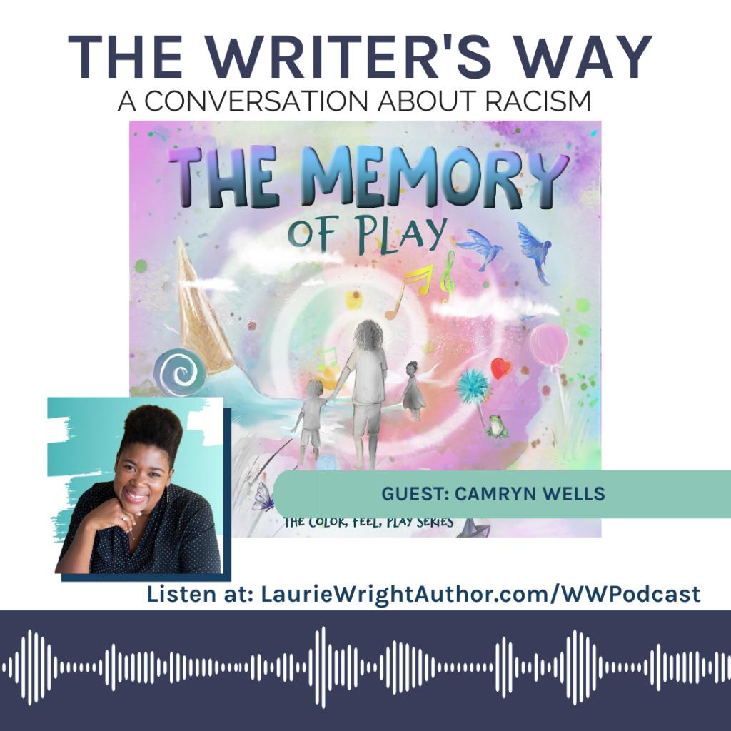 Children's Author Camryn Wells