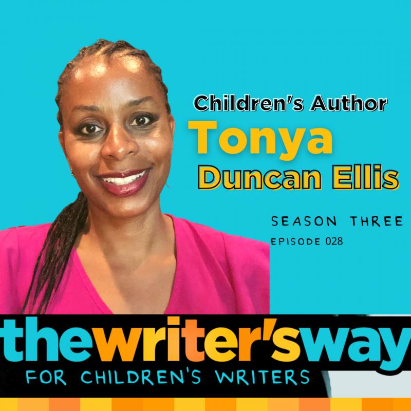 Author Tonya Duncan Ellis
